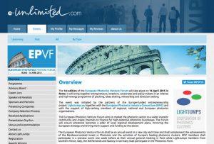 EPVF Forum